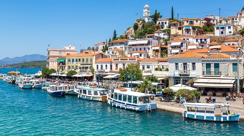 Picture of Athens - Poros