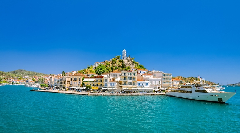 Picture of Poros - Hydra