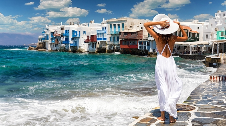 Picture of Athens – Mykonos