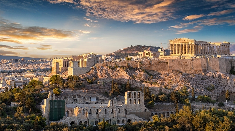 Picture of Athens – Karystos