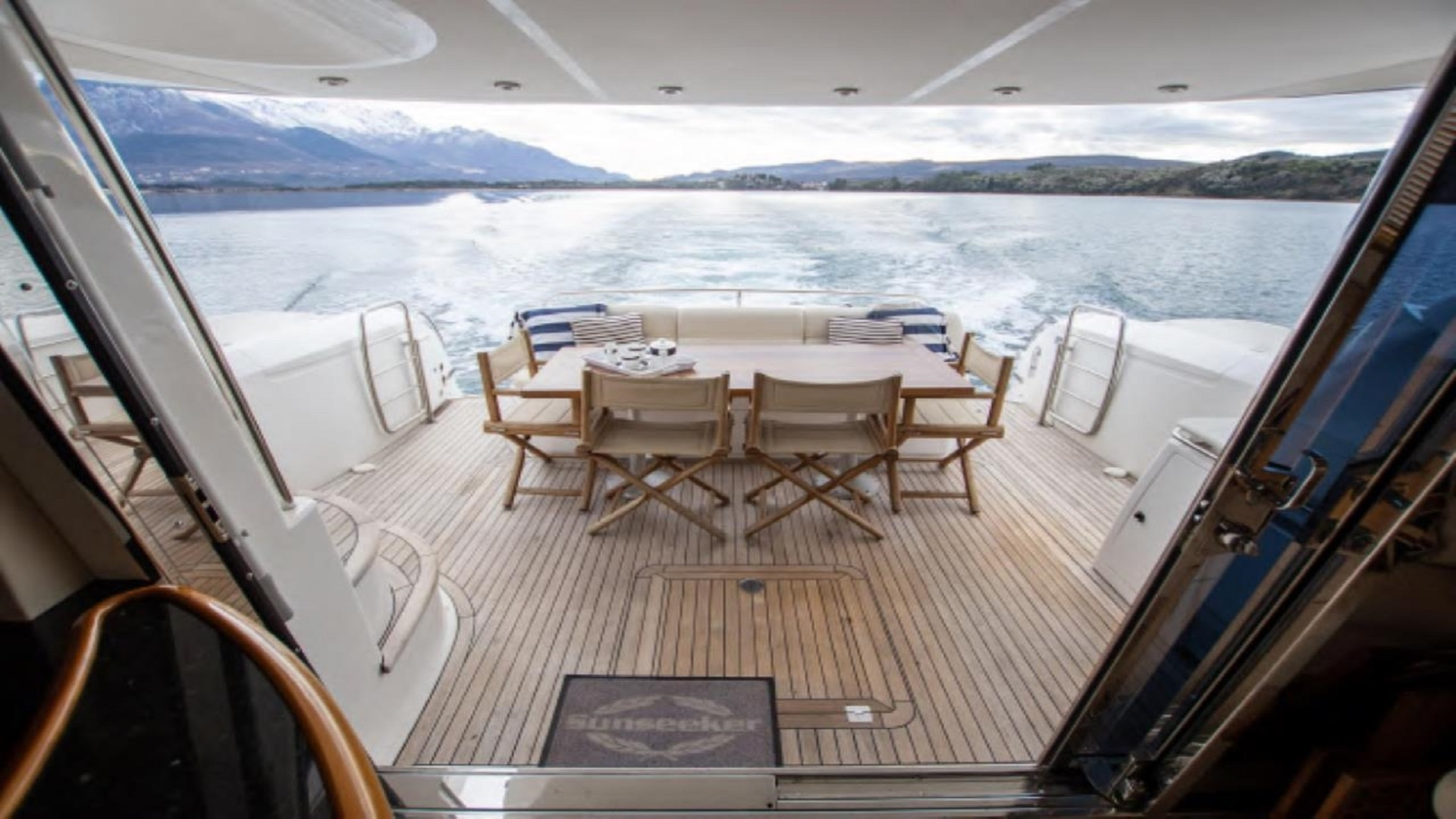 Picture of Sunseeker Manhattan 72ft - Lady S