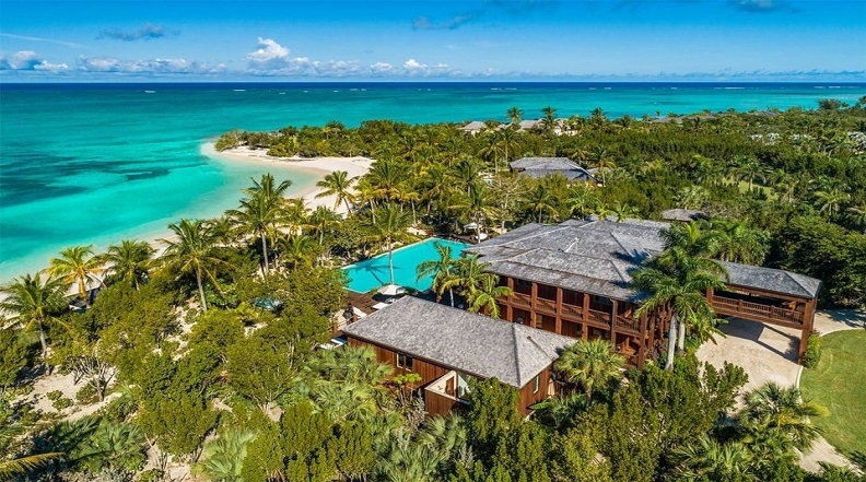 Picture of Fort George Cay - Parrot Cay