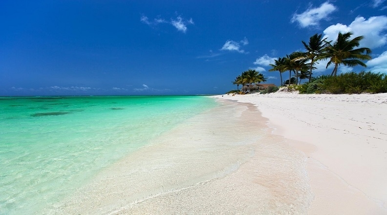 Picture of Anegada - Beef Island