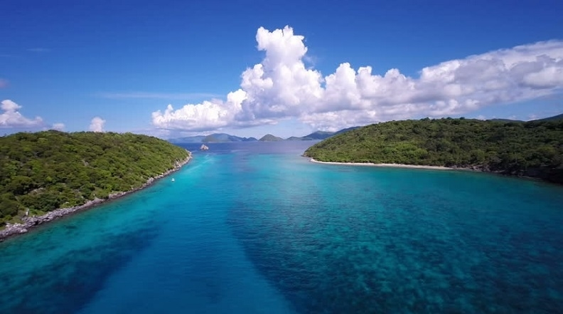 Picture of Coral Bay - Congo Cay -  Carvel Rock - Mingo Cay
