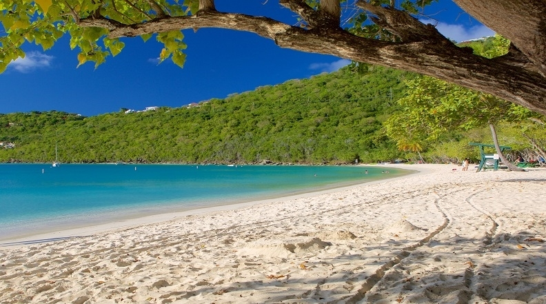 Picture of Mingo Cay - Magens Bay