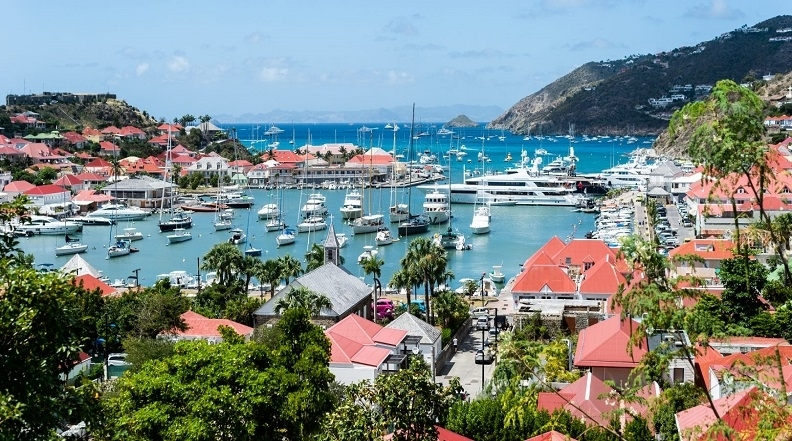 Picture of Saba - St. Barts