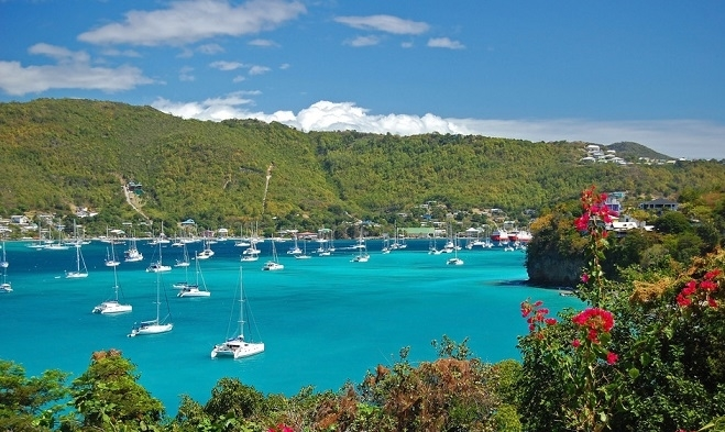 Picture of St. Lucia - St. Vincent