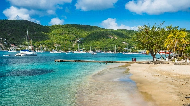 Picture of St. Vincent - Bequia